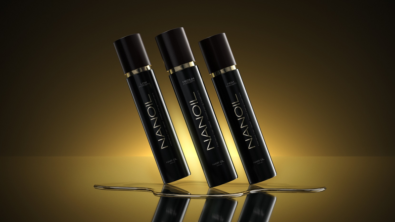 Nanoil - alternative to ampoules